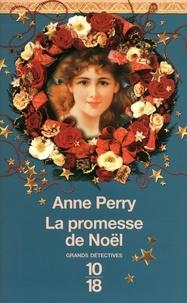 Anne Perry - La promesse de Noël.