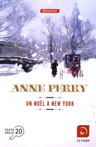 Anne Perry - Un Noël à New York.