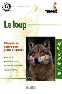Anne Pinchart - Le loup.