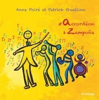 Anne Poiré et Patrick Guallino - D'accordéon à zampona.