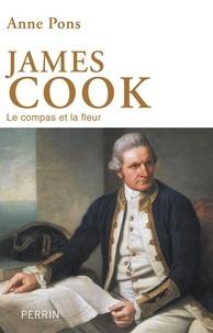 Anne Pons - James Cook - Le compas et la fleur.