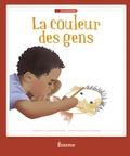 Anne Ponslet-Kitenge - Couleur des gens.