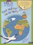 Anne Popet et Catherine Duserre - Tout autour de la Terre. 1 CD audio