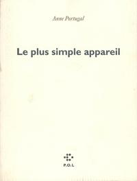 Anne Portugal - Le plus simple appareil.