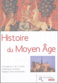 Anne Pouget - Histoire du Moyen Age.