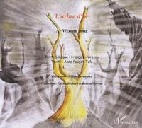 Anne Pouget-Tolu - L'arbre d'or - Ar Wezenn aour.