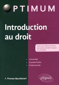 Introduction au droit - Anne Prevost-Bucchianeri   Showmesound.org