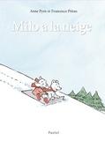 Anne Pym et Francesco Pittau - Milo à la neige.