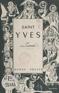 Anne Queinnec - Saint Yves.