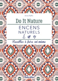 Anne Raffin - Encens naturels.