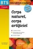 Anne Ramade et Laure Belhassen - BTS français Corps naturel, corps artificiel.