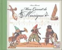 Anne Ramat - Mon Carnet de Musique.