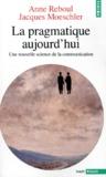 Anne Reboul et Jacques Moeschler - .