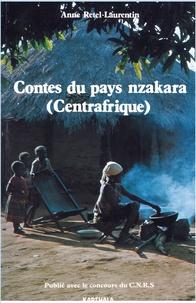 Anne Retel-Laurentin - Contes du pays nzakara (Centrafrique).