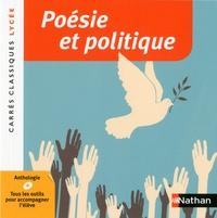Anne Revert - Poésie et politique - Anthologie.