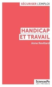 Anne Revillard - Handicap et travail.