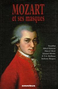 Anne Rey - Mozart et ses masques.