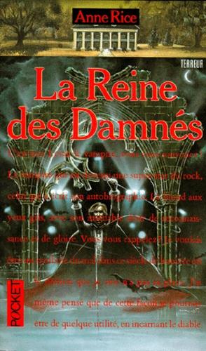Couverture de Chroniques des vampires t.3 ; la reine des damnés