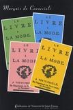 Anne Richardot et  Marquis de Caraccioli - Le livre à la mode - Suivi du Livre des quatre couleurs.