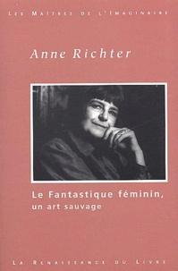 Anne Richter - .