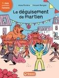 Anne Rivière et Vincent Bergier - Le déguisement de martien.