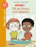 Anne Riviere - Les enquêtes du CP  : Fifi et Nono ont disparu !.