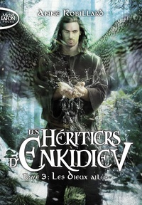 Les héritiers d'Enkidiev Tome 3 - Anne Robillard pdf epub