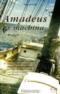 """Anne Roche - """"Amadeus"""" ex machina."""