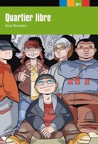 Anne Rommeru - Quartier libre - Niveau 3.