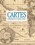 Anne Rooney - Cartes - Chroniques du monde connu.