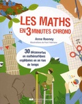 Anne Rooney - Les maths en 3 minutes chrono.