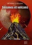 Anne Rooney - Séismes et volcans - Plongez au coeur de la Terre !.