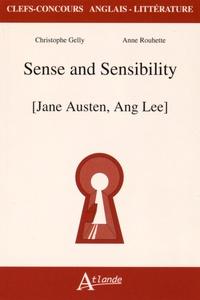Anne Rouhette et Christophe Gelly - Sense ans Sensibility - Jane Austen, Ang Lee.