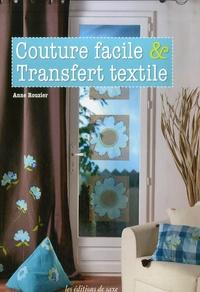 Anne Rouzier - Couture facile & Transfert textile.