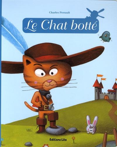 Anne Royer et Pascal Vilcollet - Le Chat botté.
