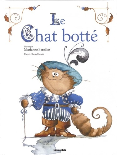 Anne Royer et Marianne Barcilon - Le Chat botté.