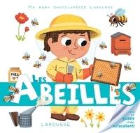 Deedr.fr Les abeilles - Avec un puzzle et des autocollants Image