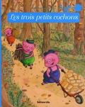 Anne Royer et Amandine Wanert - Les trois petits cochons.