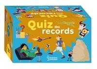 Anne Royer et Judicaël Porte - Quiz des records.
