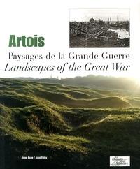 Anne Roze et John Foley - Artois - Paysages de la Grande Guerre.