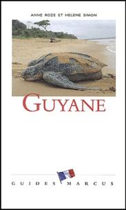 Anne Roze - Guyane.
