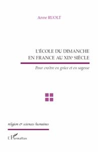 Goodtastepolice.fr L'école du Dimanche en France au XIXe siècle - Pour croître en grâce et en sagesse Image