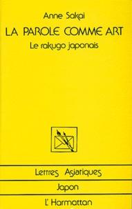 Accentsonline.fr La Parole comme art - Le rakugo japonais Image