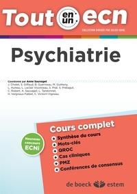 Anne Sauvaget - Psychiatrie.