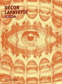 Anne Savelli - Décor Lafayette.