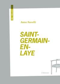 Anne Savelli - Saint-Germain-en-Laye.