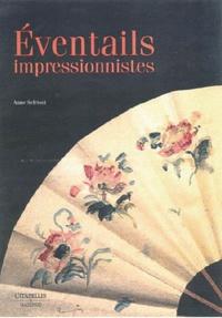 Anne Sefrioui - Eventails impressionnistes.