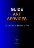 Anne Semichon - Guide Art Services - Les Lieux et les Services de l'Art.