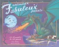 Anne Sharp - Animaux fabuleux - Puzzle.