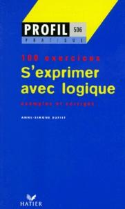 Anne-Simone Dufief - .